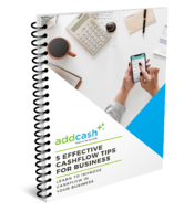 eBook download: The 5 Effective Cashflow Tips for Business